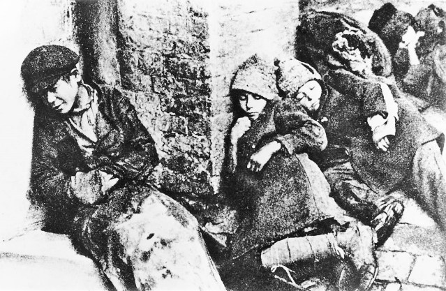 Γολοντομόρ: Η γενοκτονία των Ουκρανών από τους Κομμουνιστές του Στάλιν