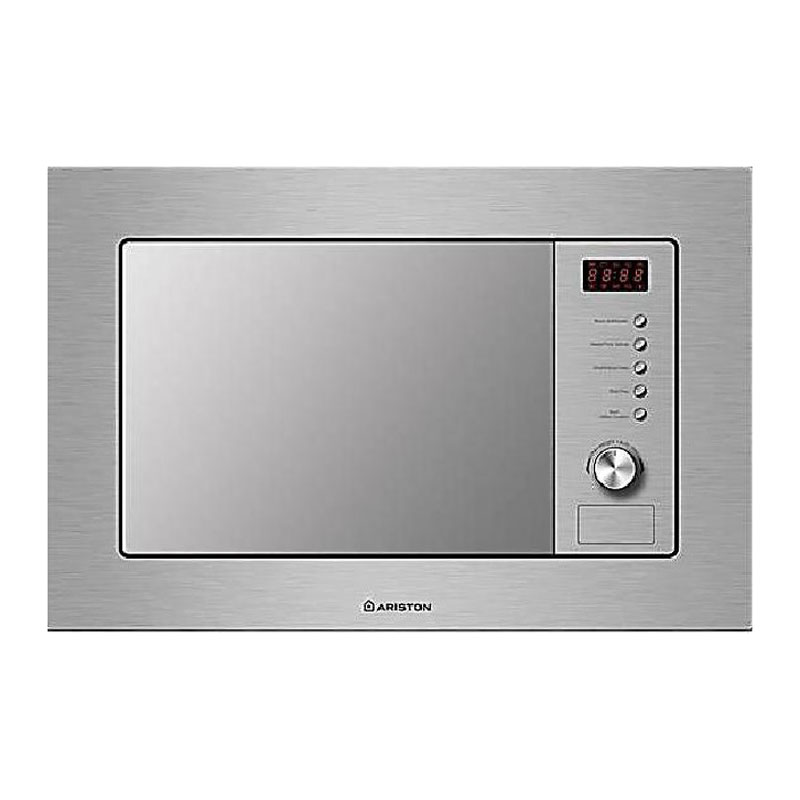 ariston built in microwave grill with trim kit carton damaged