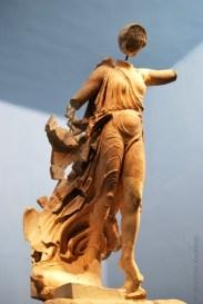 Η Νίκη του Παιωνίου, περίπου 420 π.Χ. Μουσείο Ολυμπίας