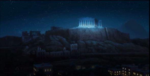 Justice League Athens