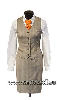 униформа для персонала офиса