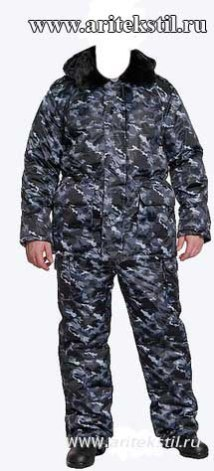 зимняя форма для охранников-14