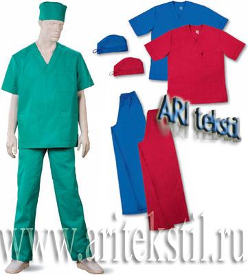 Медицинские костюмы-55