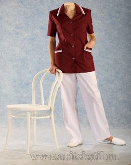 Медицинские халаты-3