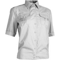Рубашка форменная женская короткий рукав МЧС женская