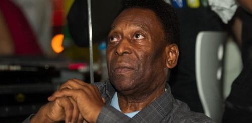 Contrata de Pelé com o Santos não existe mais (Foto: BOL Notícias)