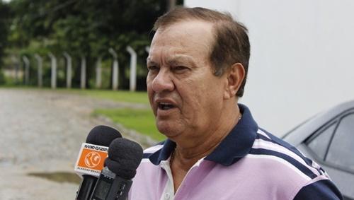 Rafael Tenório está recolocando o CSA no seu devido lugar (Foto: GloboEsporte/AL)