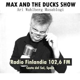 Max and the Ducks Show 15.4.2016 (3)