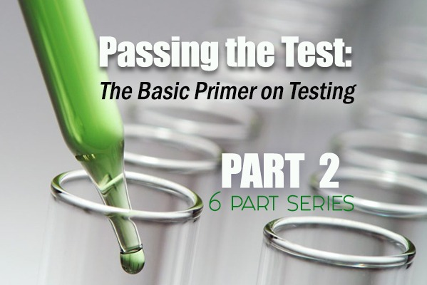 passing the test part 1