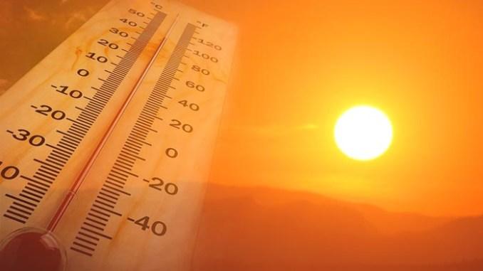 temperature heat