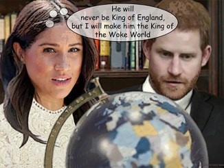 prince harry of the rubes comic