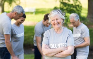 Kindness Benefits Aging Bodies and Brains