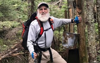 Breaking a Hiking Record at 82 Years Old