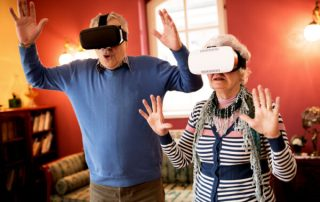 Virtual Reality Can Improve End of Life Care