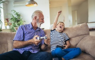 Video Games Are Being Embraced by Seniors