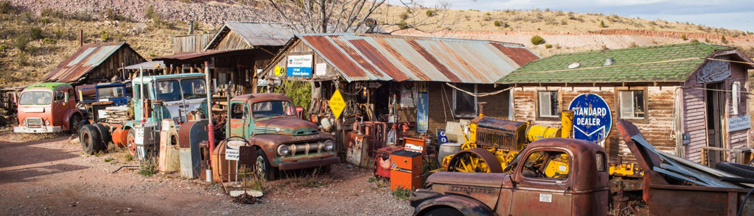 Arizona Ghost town