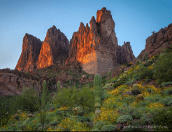 Bob Miller | Superstition Mountains