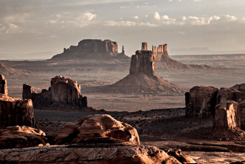 Larry Pollock | Monument Valley