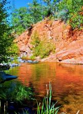 Catherine McCracken Koon | Oak Creek Canyon