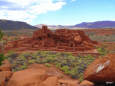 Angie Clevenger Dybas | Wupatki National Monument