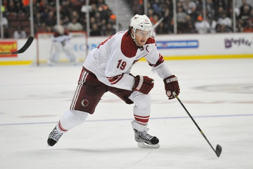 Shane Doan has been the Phoenix Coyotes best and most consistent player through 21 games.