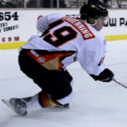 Jordan Clendenning Signs With Sundogs