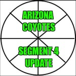 Arizona Coyotes:  Segment 4 Update