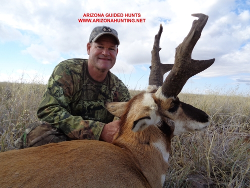 Arizona Antelope Hunts: Hunting Outfitters & Guides