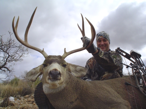 Arizona Guided Mule Deer Hunts Outfitters & Guides: Desert