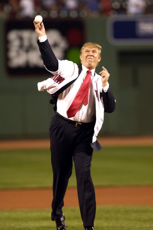 trump ball
