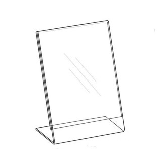 Sign Holder 4×6, Easel Style