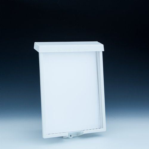 DS-2 Outdoor Wall Mount Brochure Holder for 8.5×11 Literature ( Pack of 18/$7.00 Each)