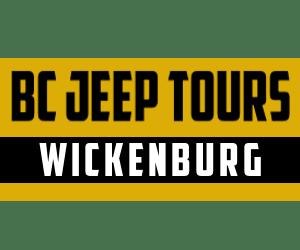 BC Jeep Tours