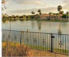 Scottsdale waterfront home