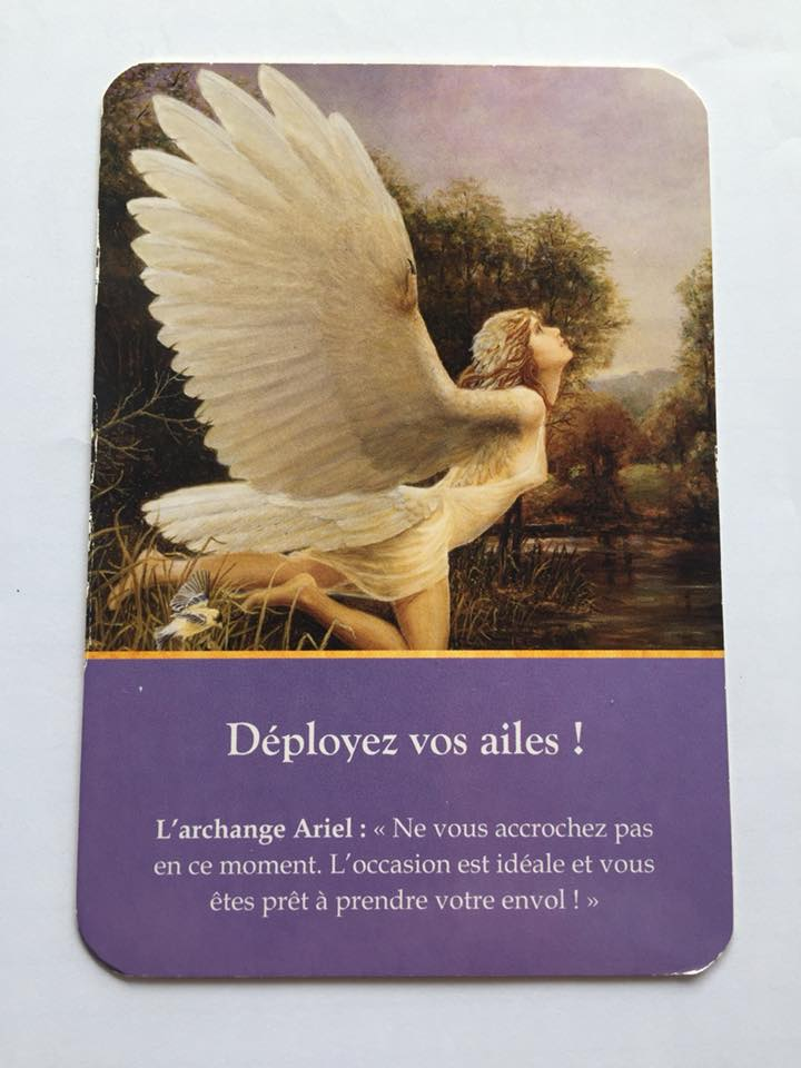 DOREEN VIRTUE DEPLOYEZ VOS AILES