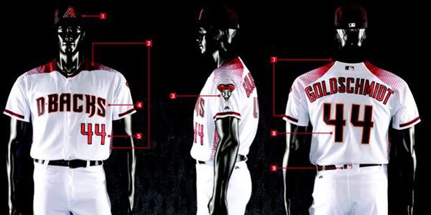 Arizona Diamondbacks Unveil New Uniforms For 2016 Season
