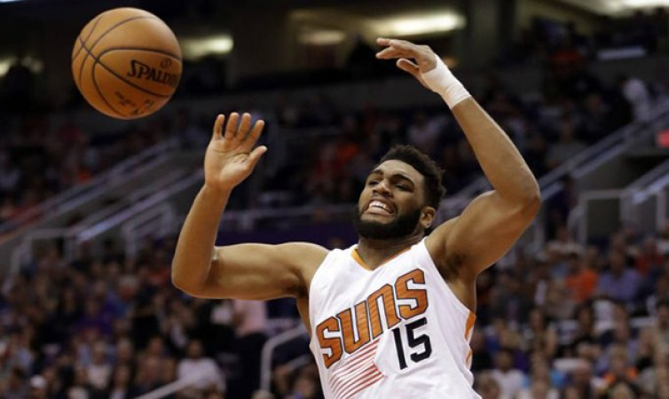 Alan Williams, nba,suns,phoenix