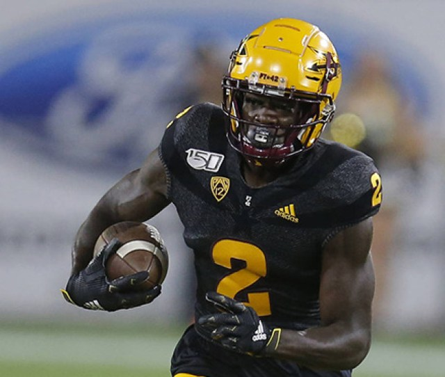Brandon Aiyuk Michael Turk Among  Asu Players On Ap Pac  Team