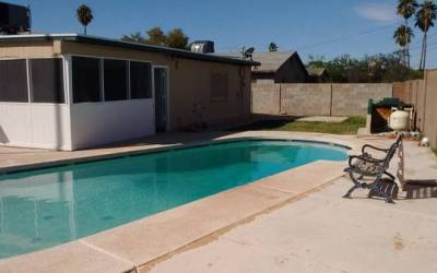 Rental Home with Pool in Casa Grande
