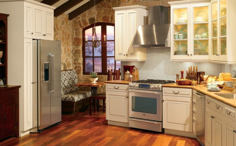 Ge Cafe Kitchen Appliance Packages | Dandk Organizer