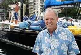 John Jourdane. Photo: Sailing World