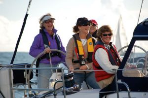 The Women's Sailing Convention is February 1.