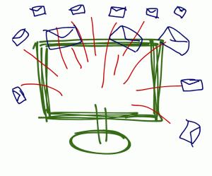 e-mailstress