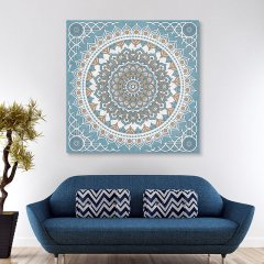 Tableau oriental tapis perse