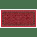 Poster oriental-tapis-rouge