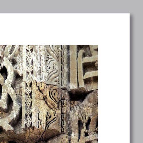 Poster arabe décoration murale-détail