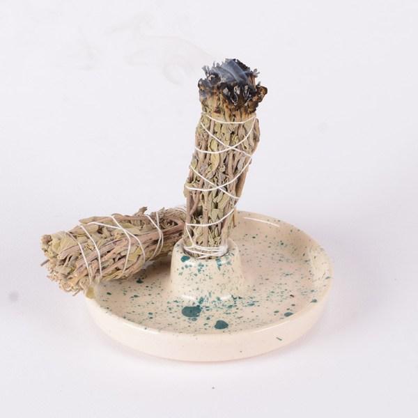 Doğal Adaçayı Bitki Tütsü Buketi