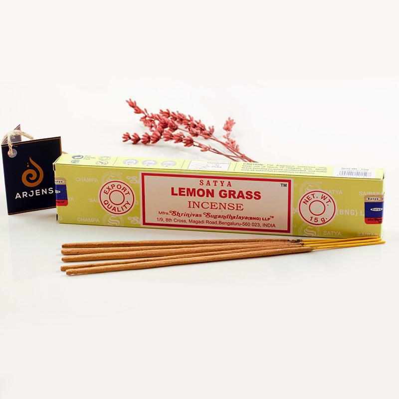 Satya Lemon Grass Çubuk Tütsü