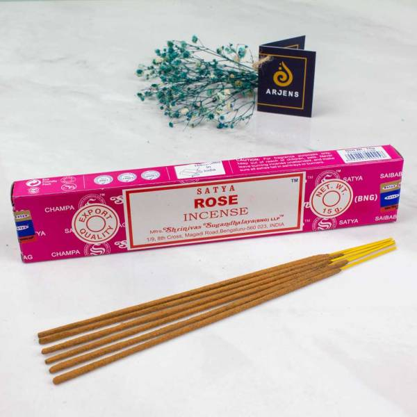 Satya-Rose-Stick-İnsence