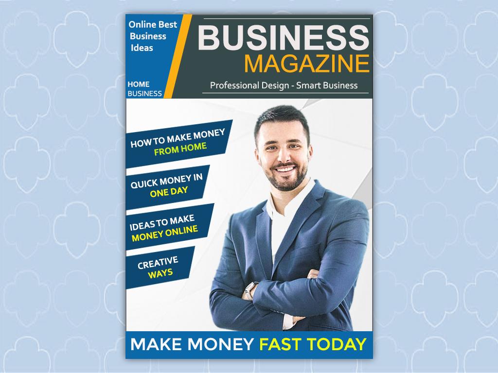 business magazines arjun dangi